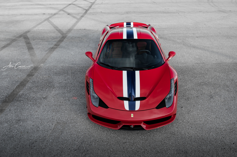 Ferrari 458 Speciale by Alex Cruise