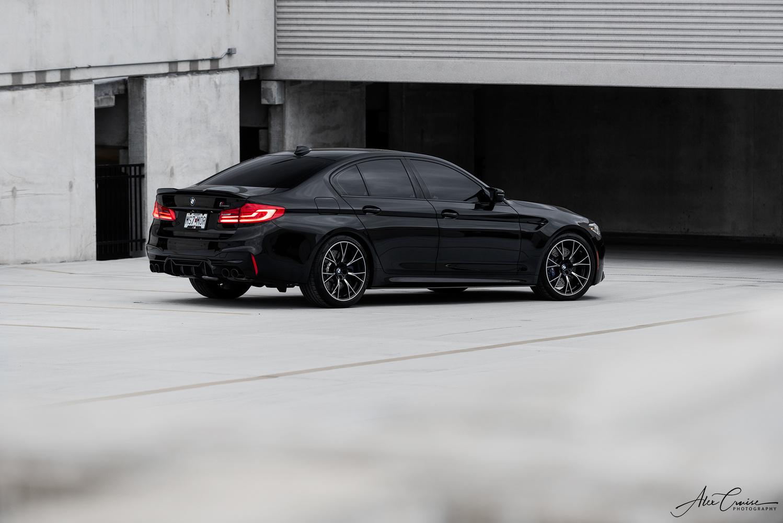 BMW M5 Comp by Alex Cruise