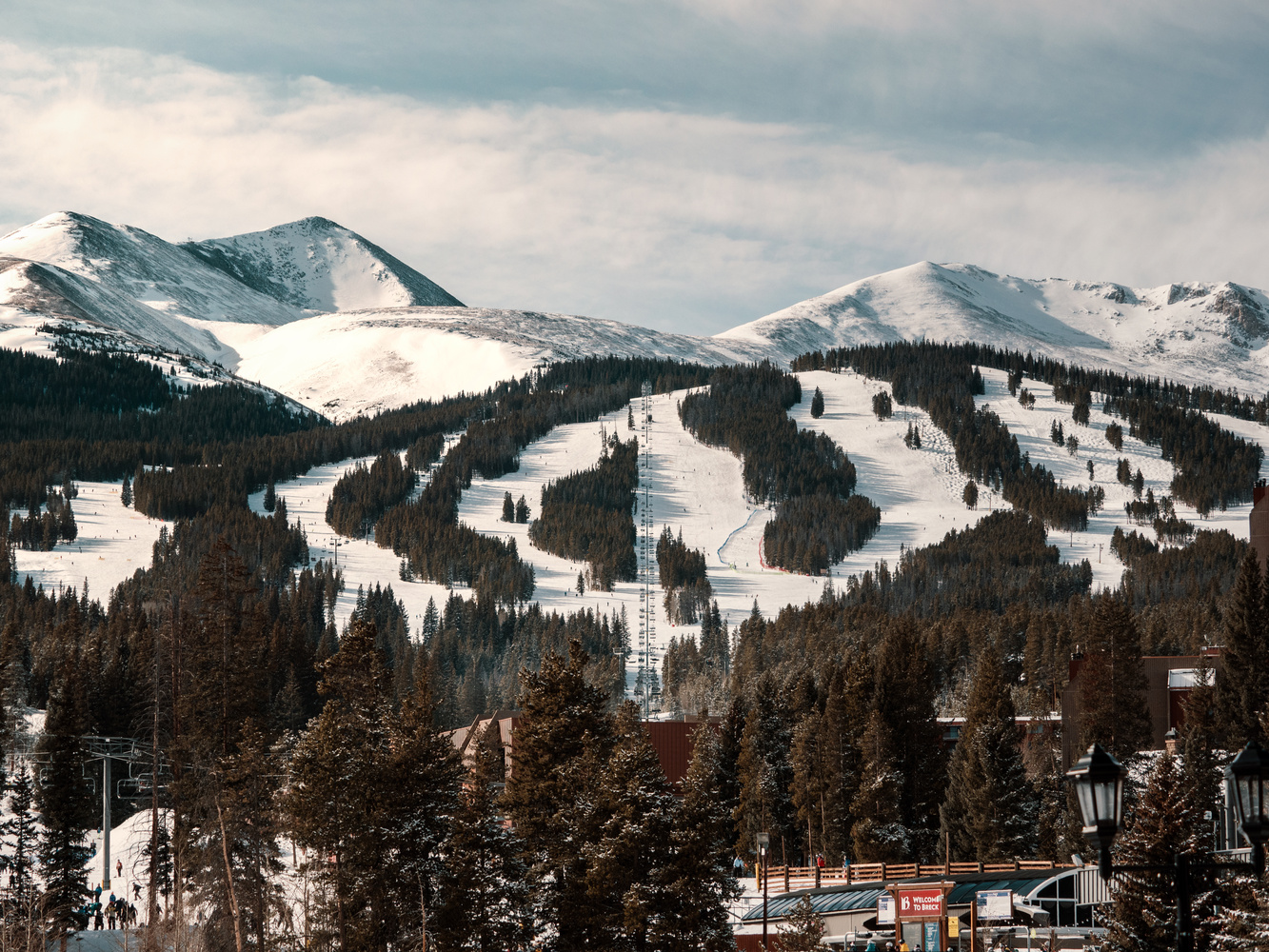 Breckenridge CO SLOPES by Logan Armstrong