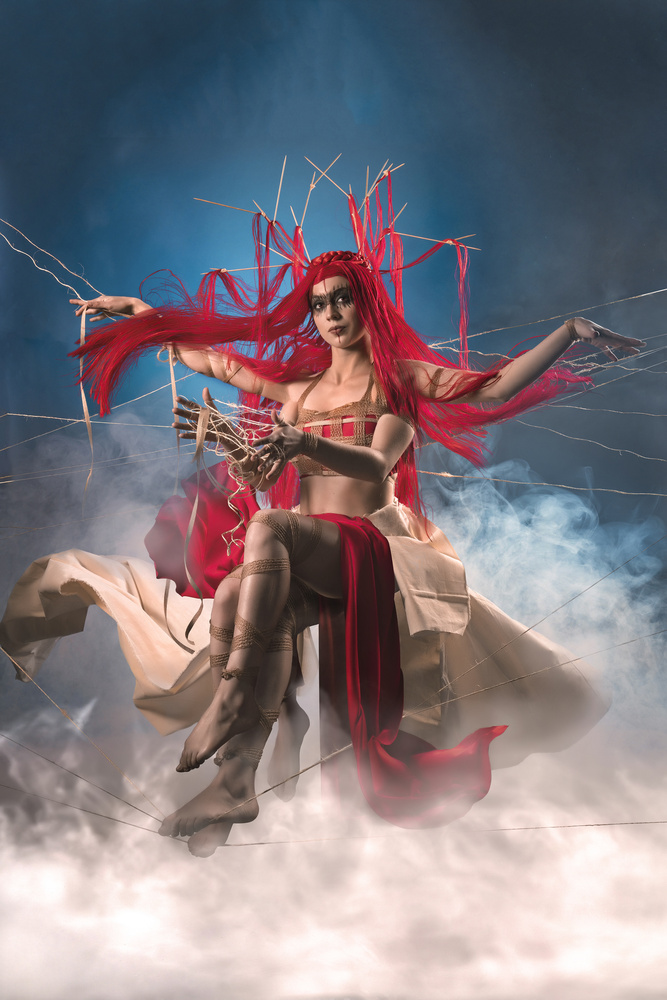 Destiny Weaver by ERIK VICINO
