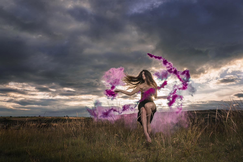 Pink Dawn by ERIK VICINO