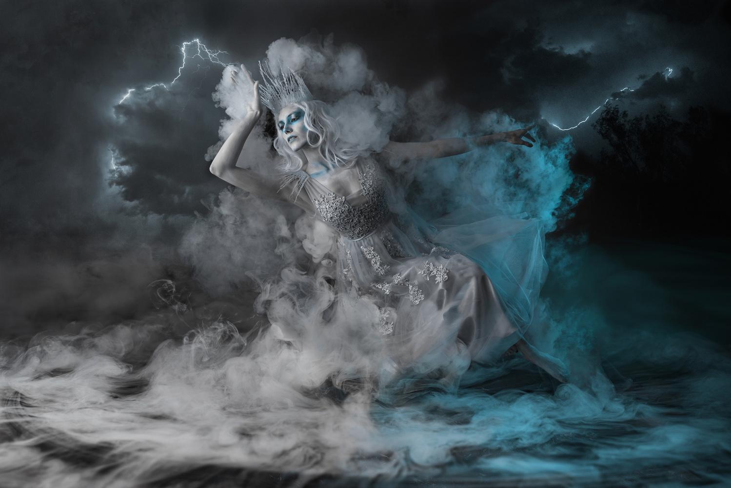 Winter Tempest by ERIK VICINO