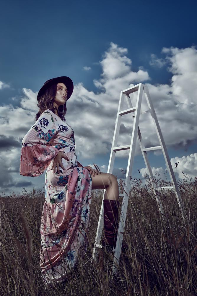 Camila by Alejandro Huerta Rosario