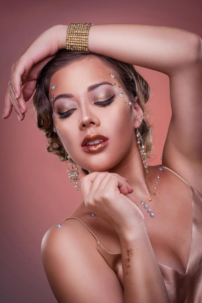 Golden Beauty by Alejandro Huerta Rosario