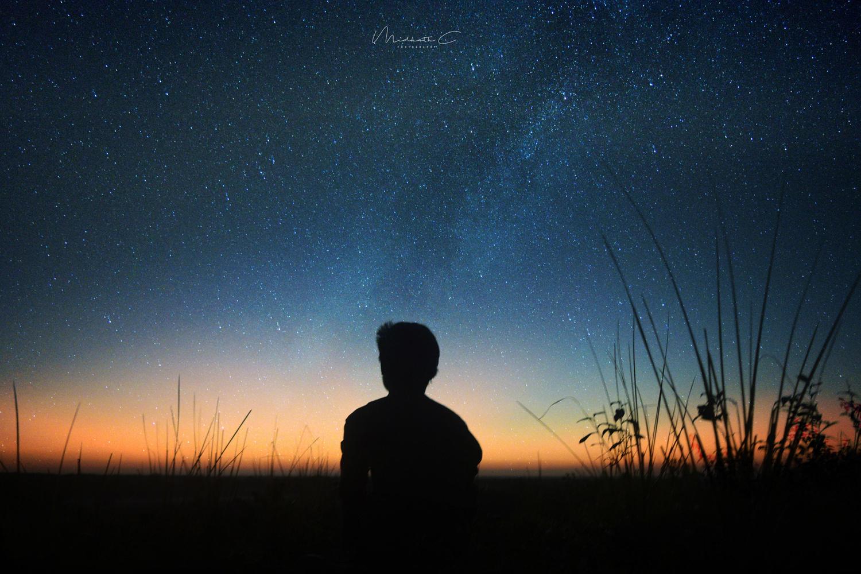 Night Sky by Midhath Chowdhury