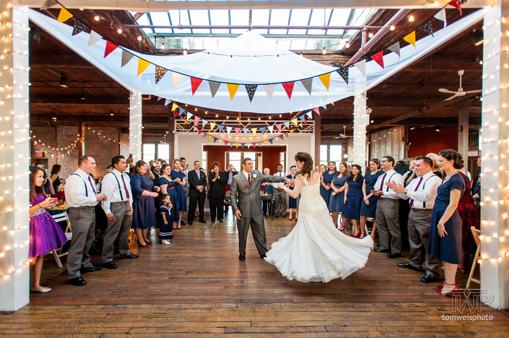 First Dance by Tom Weis