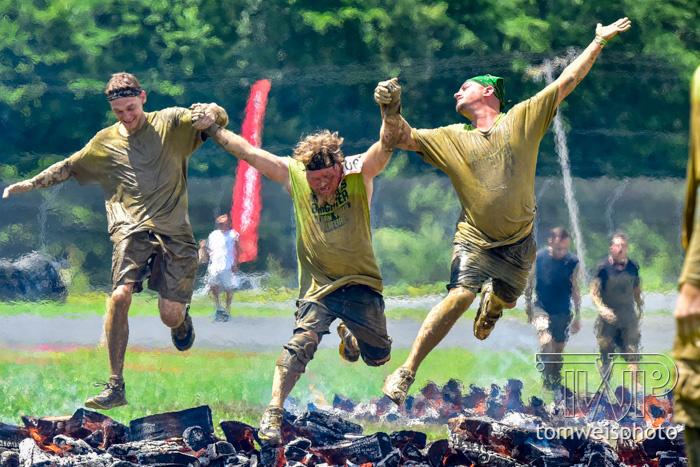 muddy race 3 by Tom Weis