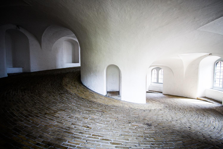 Rundetårn in Copenhagen, Denmark by Daniel Nielsen
