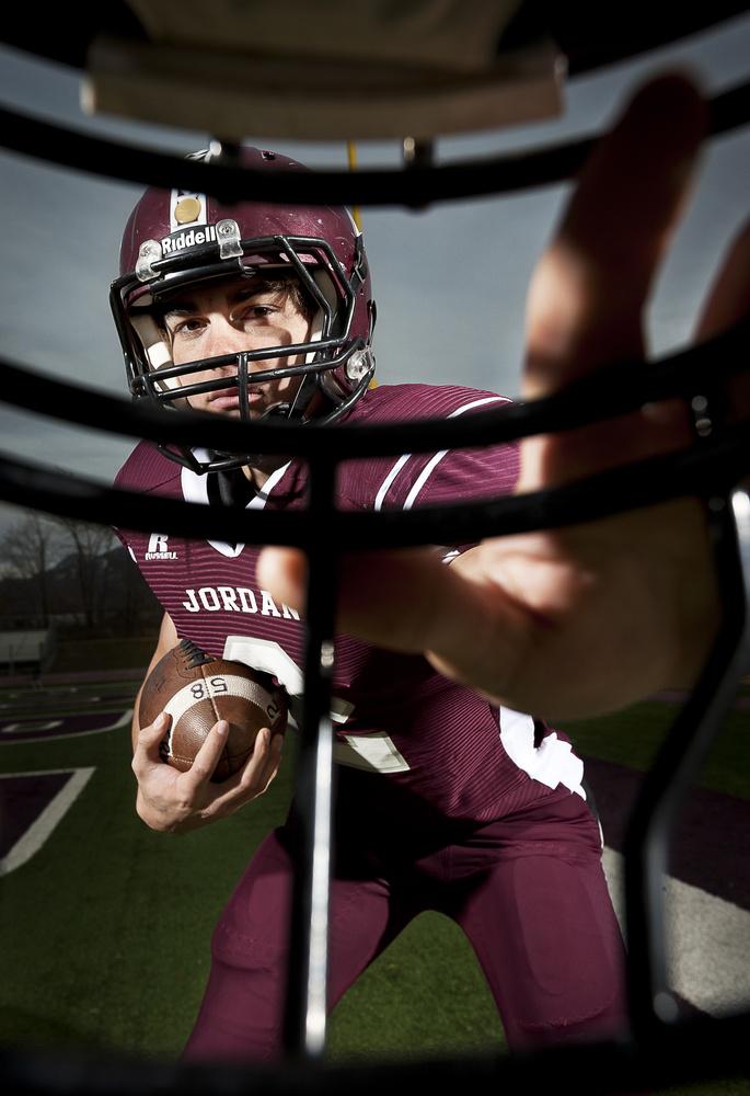 Mr. Football by Ben Brewer