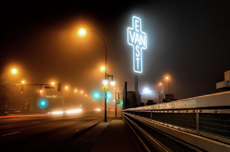 East Van Sign by Ken Stewart