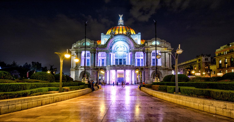 Mexico City  by Shouzeb noushad