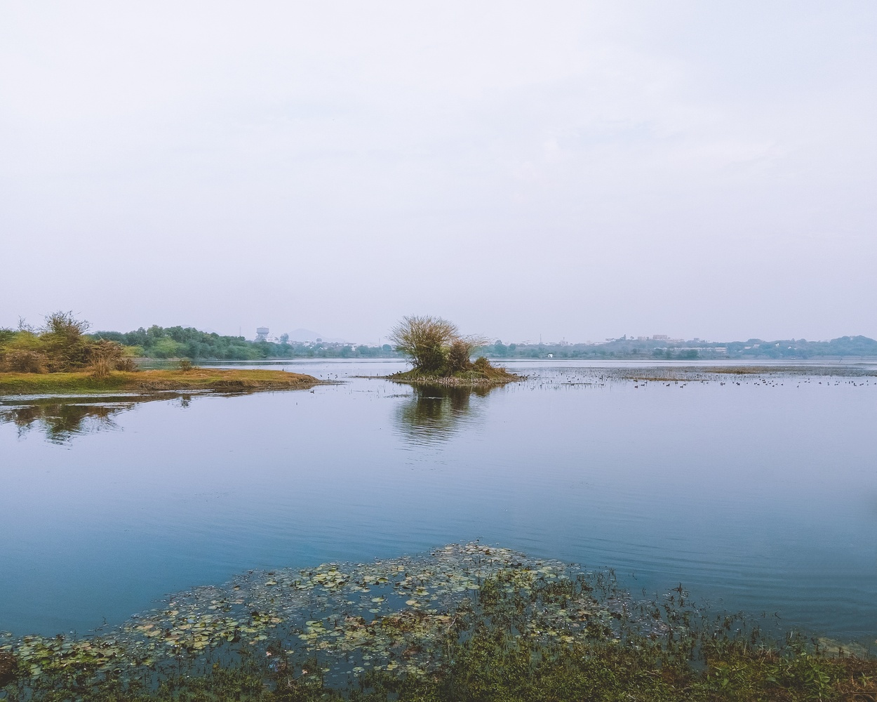 Lake Pichola, Udaipur by Bhupendra Ranawat