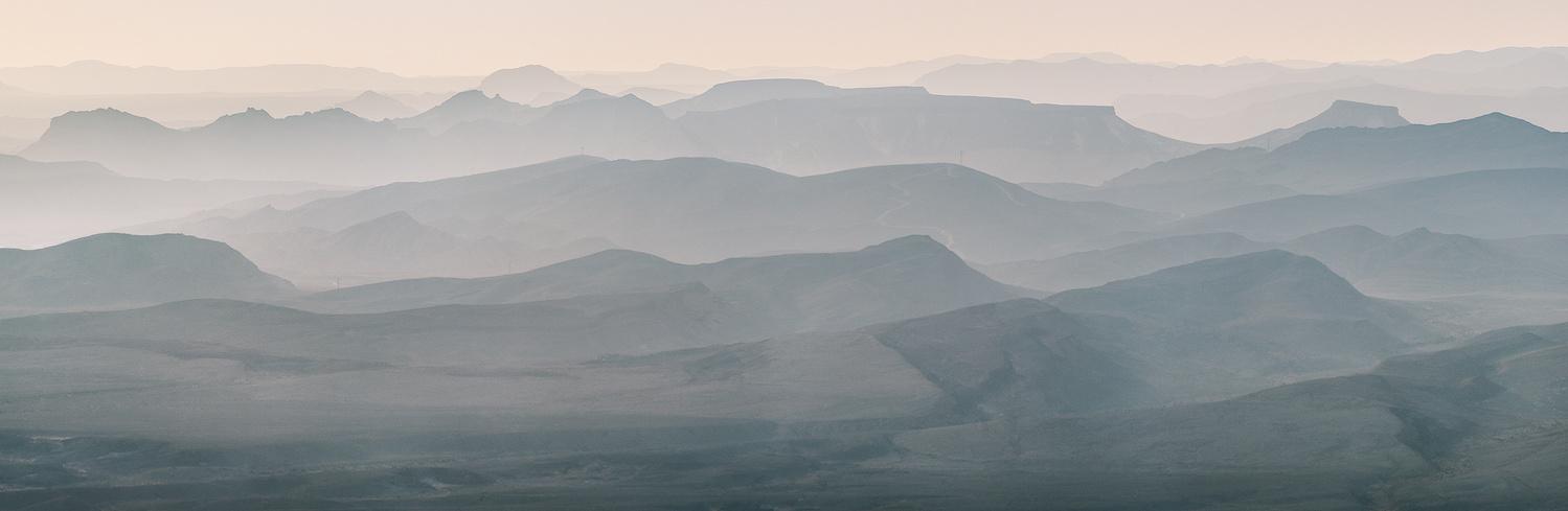 Good morning from the desert by Alex Savenok