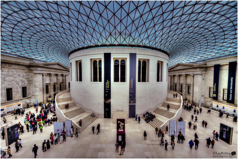 British Museum by Lee Pelling