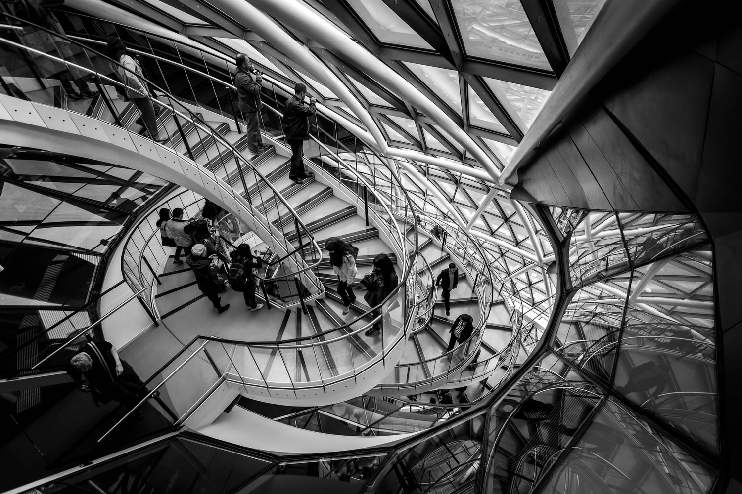 London City Hall by Lee Pelling