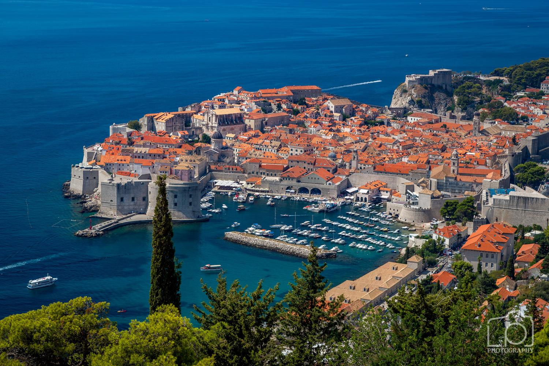 Dubrovnik by Lee Pelling