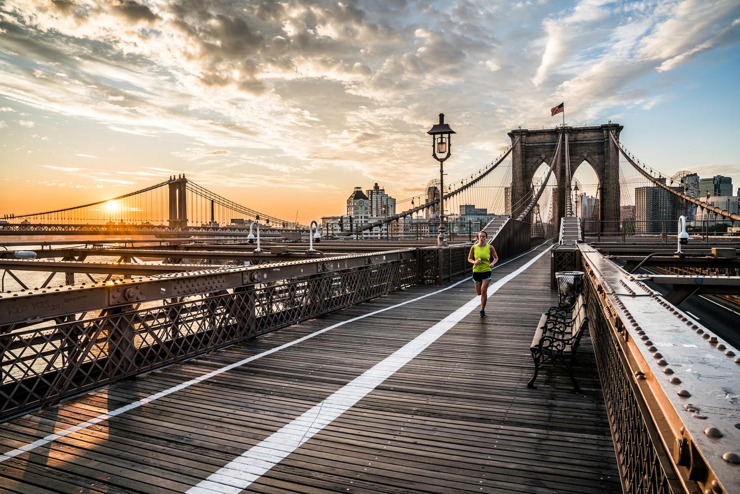 Run Brooklyn by Michael Giacobbe