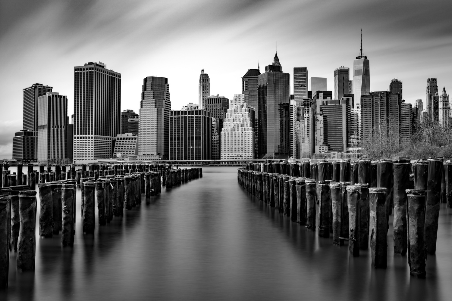 East River by Michael Giacobbe