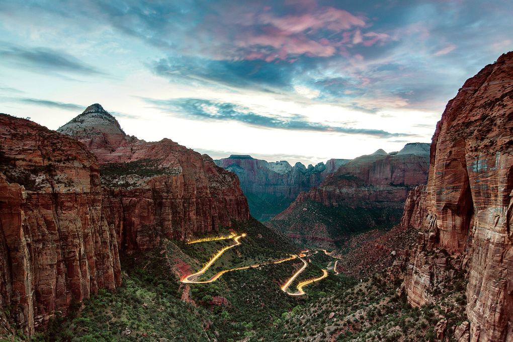 Zion by Kyle Ford