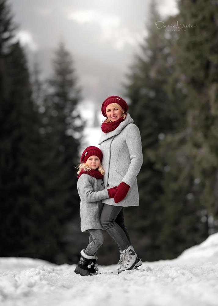 My winter loves ii by Daniel Venter