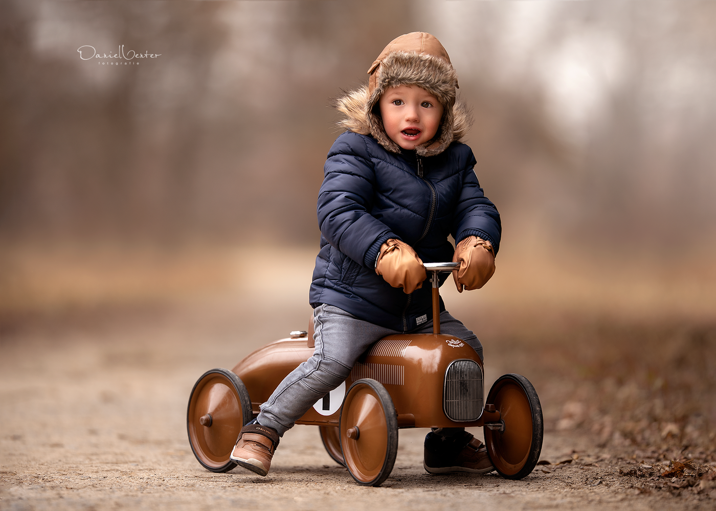 Little Racer by Daniel Venter