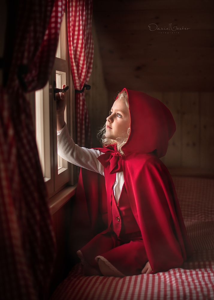 Red Riding Hood by Daniel Venter