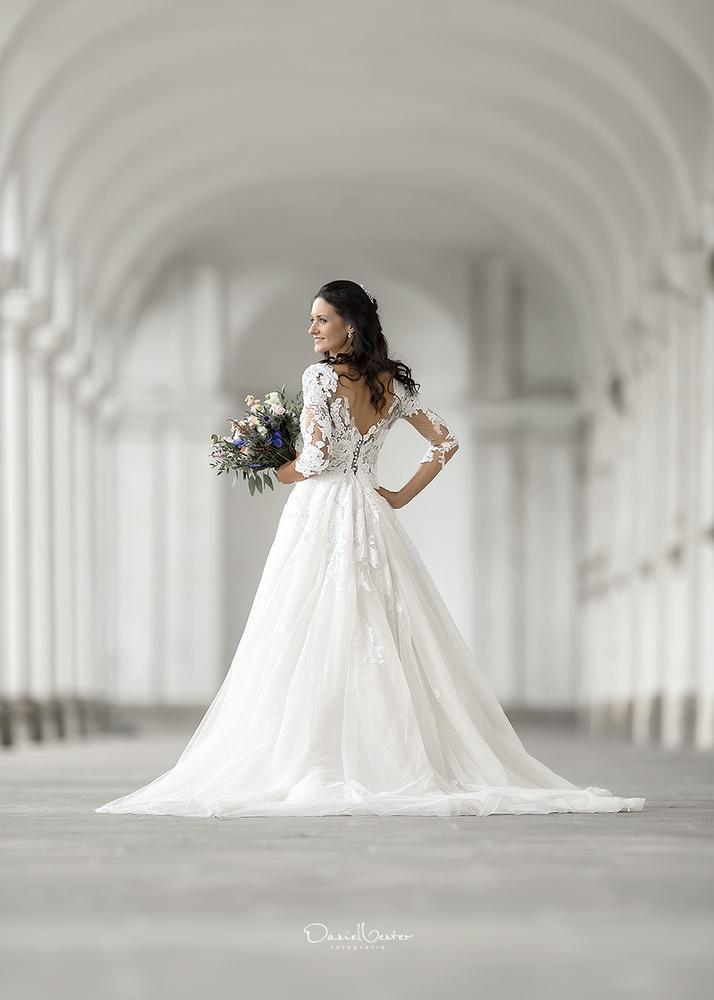 Archway elegance by Daniel Venter