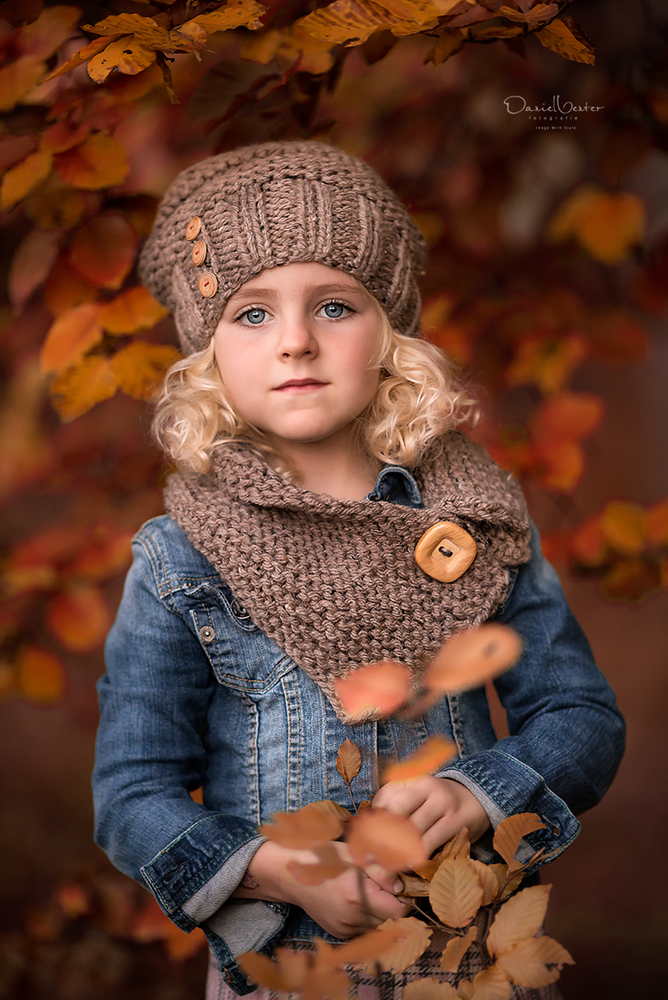 My autumn baby by Daniel Venter