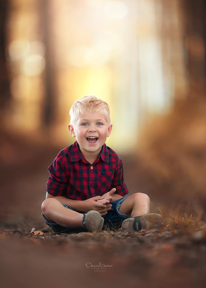 Smile! by Daniel Venter