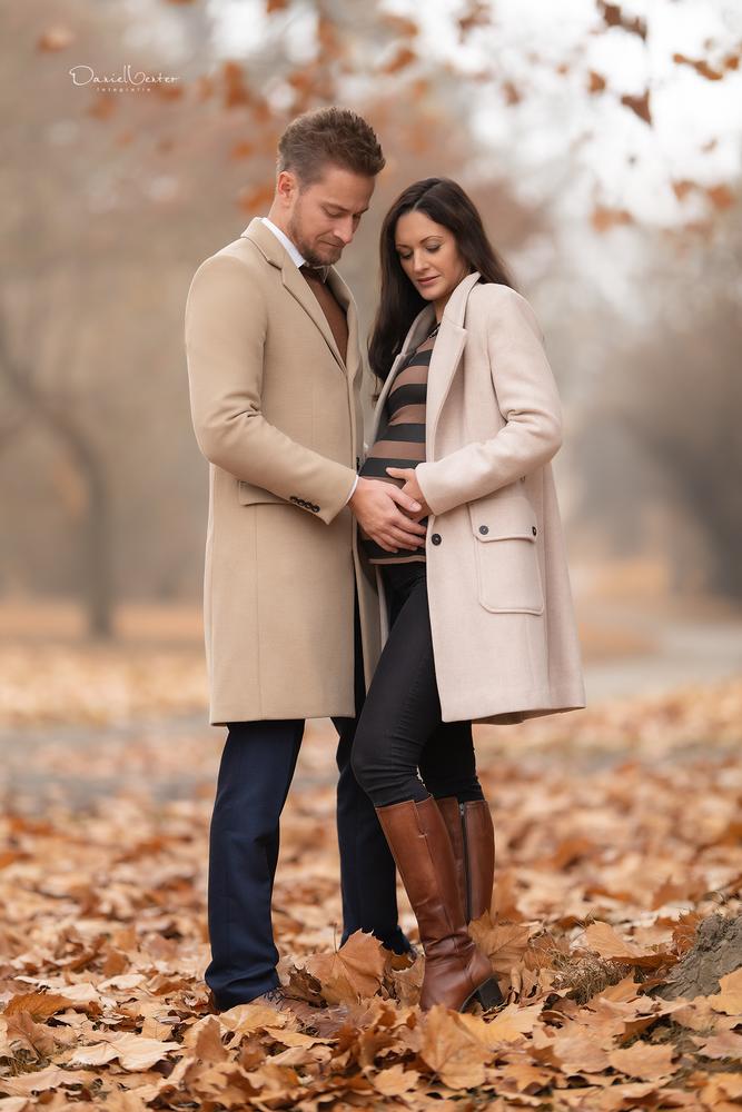 Subtle Maternal Autumn by Daniel Venter