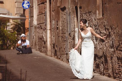 Roma by Helene Bernewitz