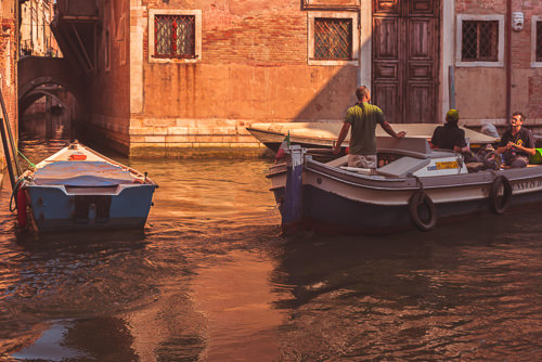 Venezia by Helene Bernewitz