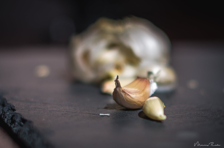 Garlic time by Marius Radu