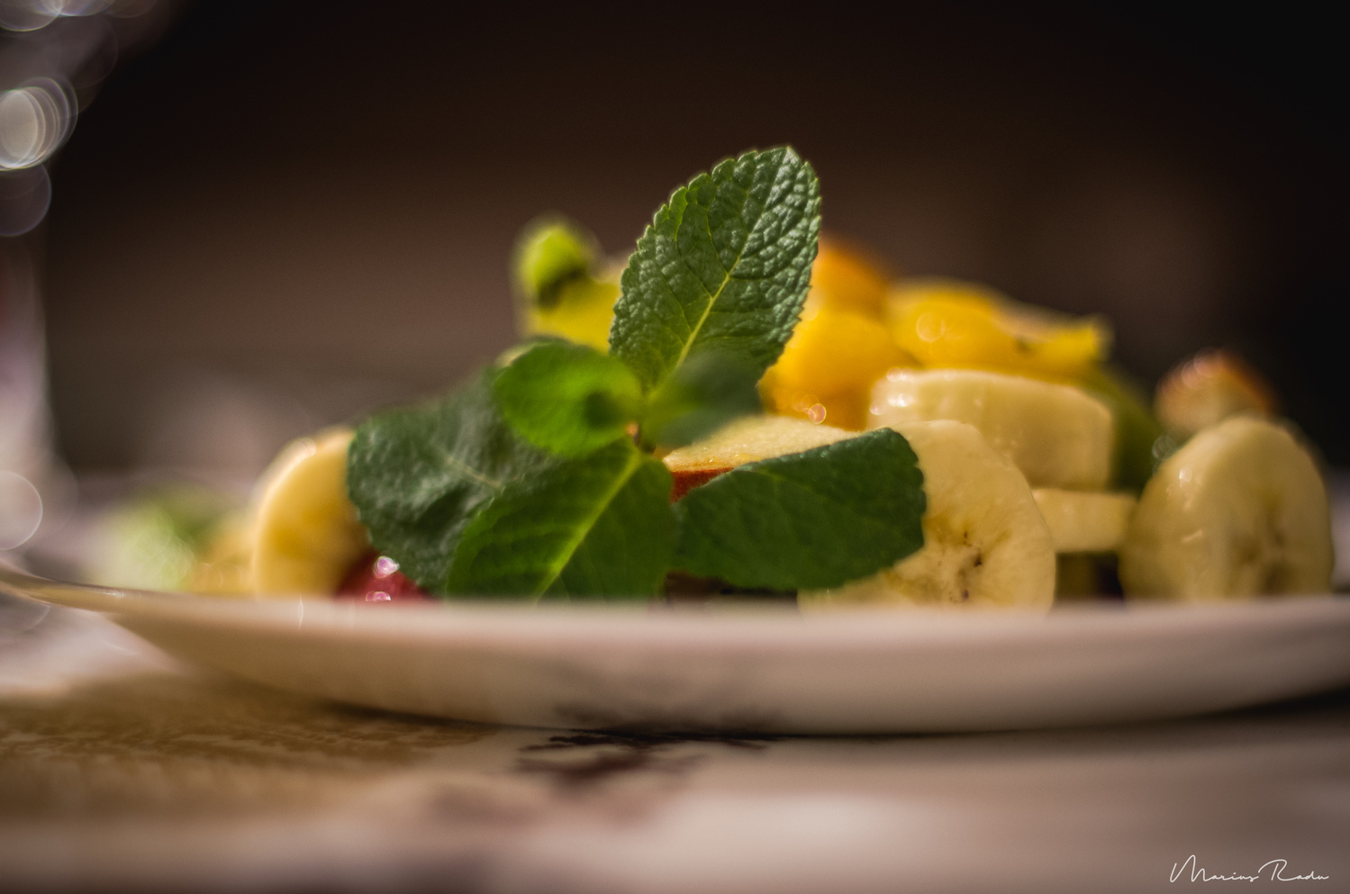 Fruit salad by Marius Radu