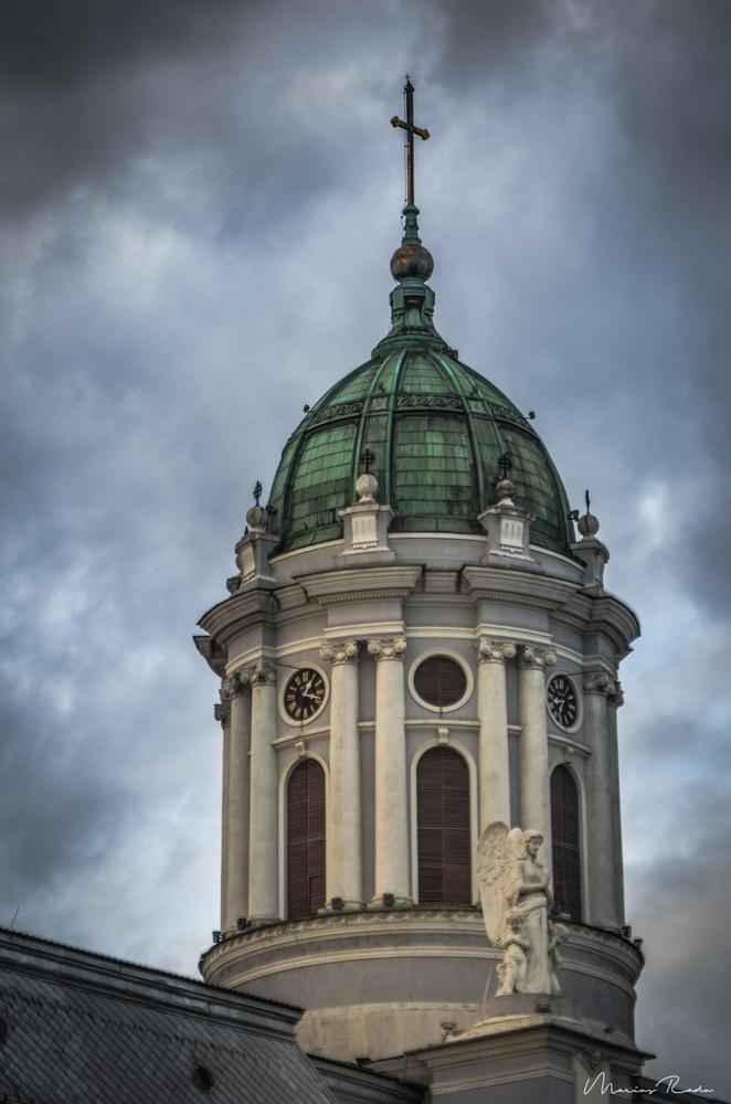 Cathedral dome by Marius Radu