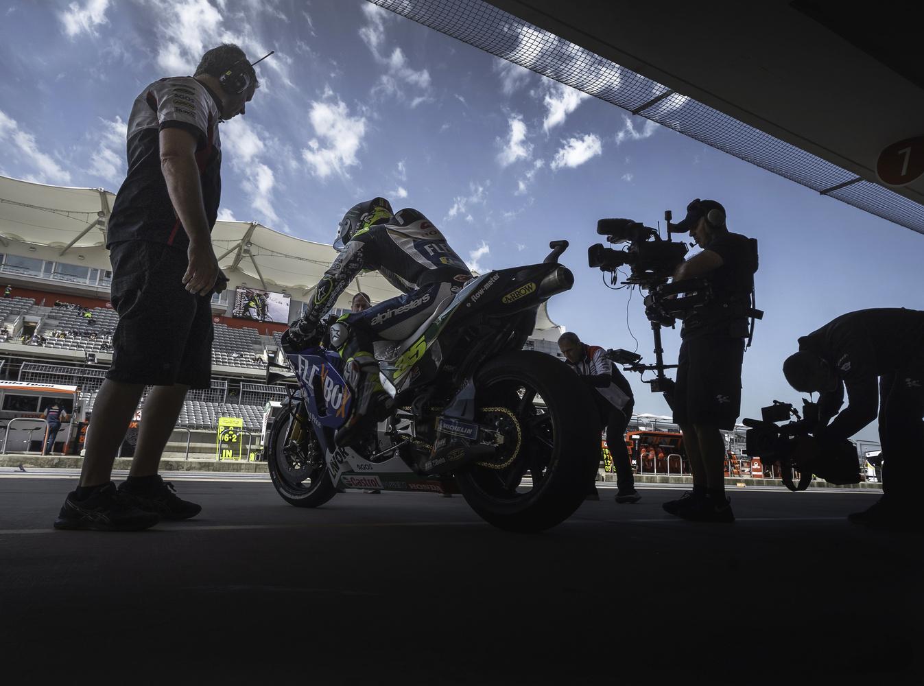 Cal Crutchlow HRC Honda MotoGP 2019 by Zachary Bolena