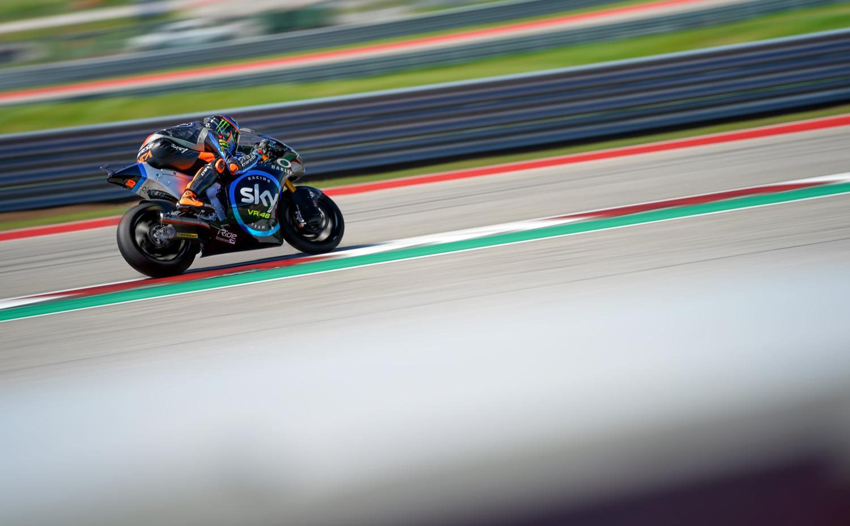 Luca Marini Sky Racing Team VR46 by Zachary Bolena