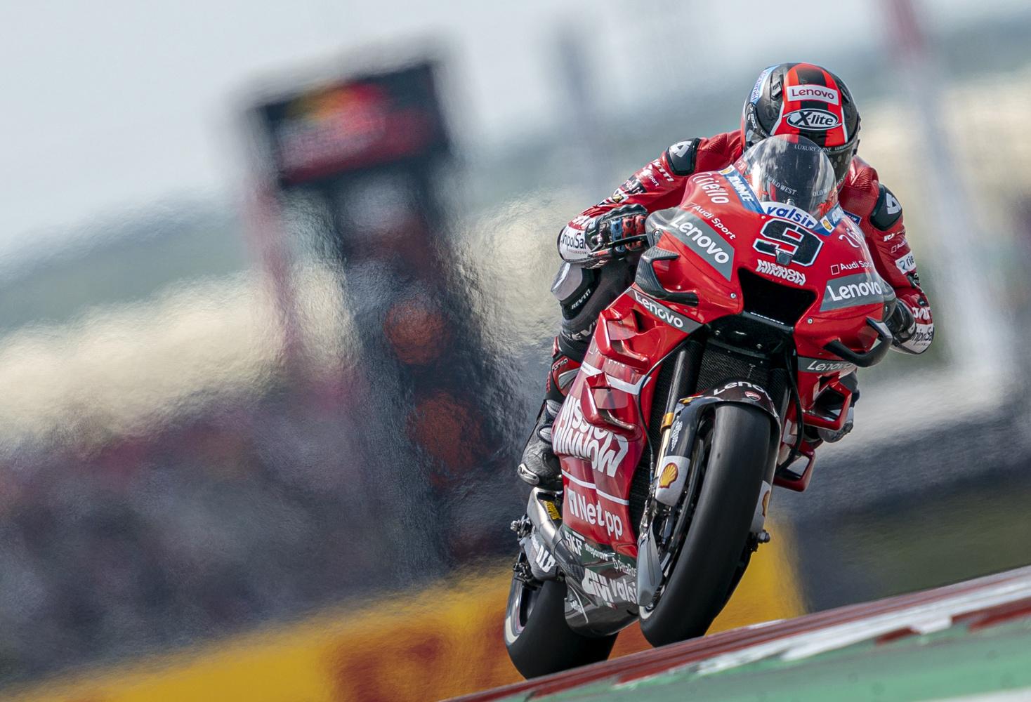 Danilo Petrucci Factory Ducati MotoGP by Zachary Bolena