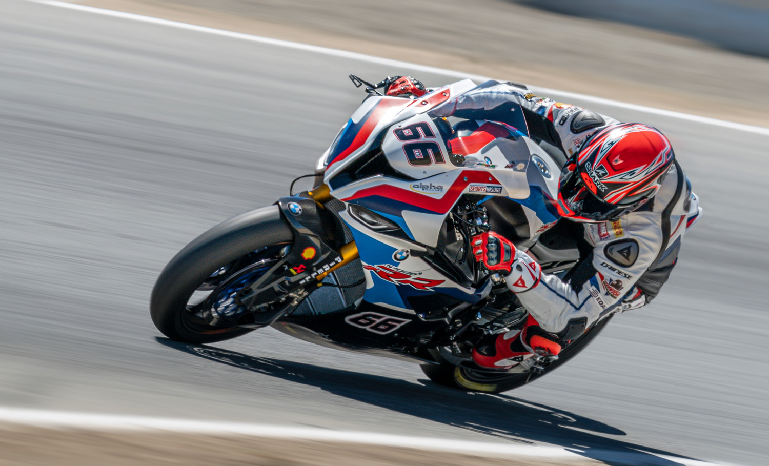 Tom Sykes BMW Motorrad World SBK by Zachary Bolena