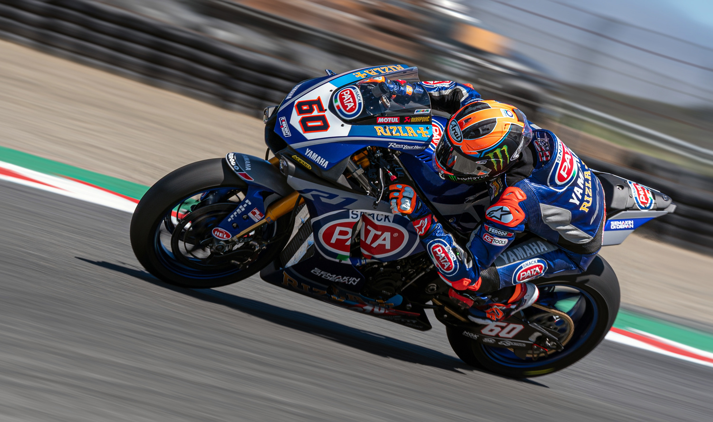World Superbike   Pata Yamaha   Michael Van Der Mark by Zachary Bolena