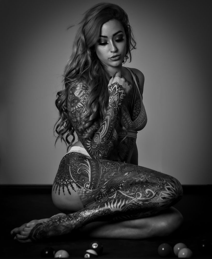 Tattoo by Ali Saadat