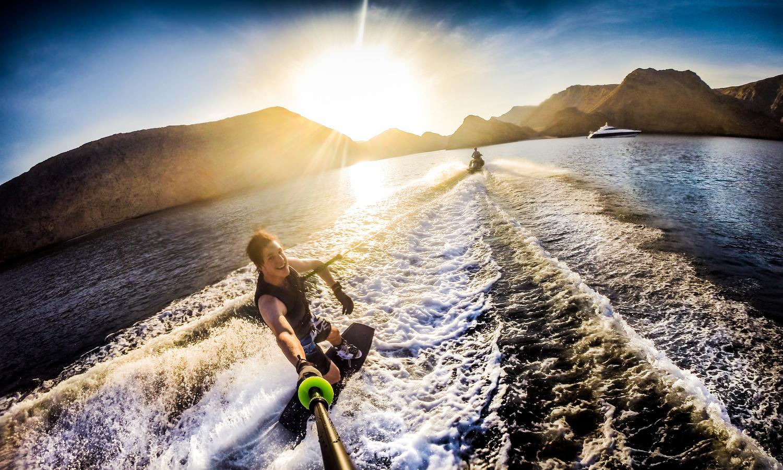 Oasis Lagoon Ride by Gellert Kovacs