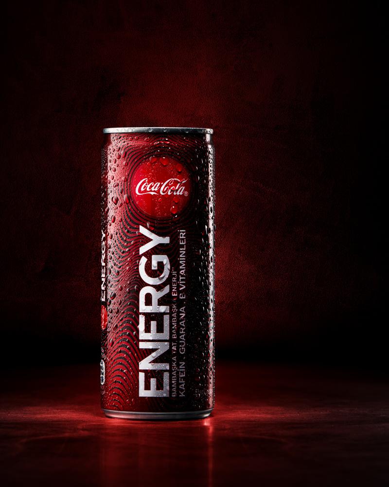Coca-Cola Energy by Melih Üçer
