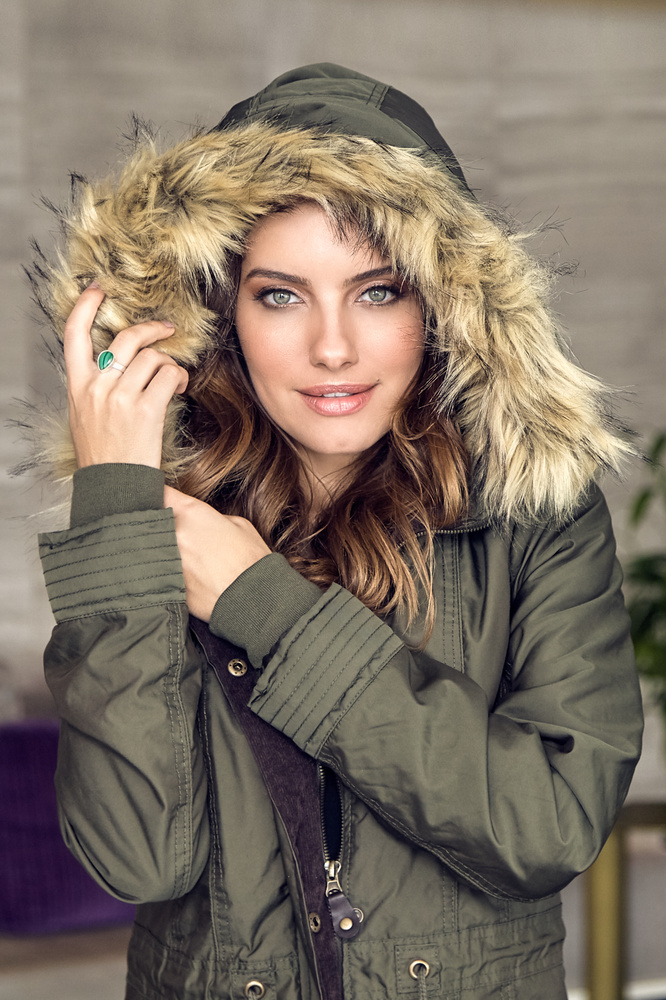 Warming up with coat by Renato Peixoto