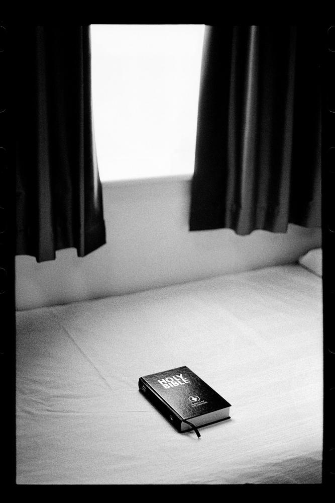 Bible, Hackney by Craig Fleming