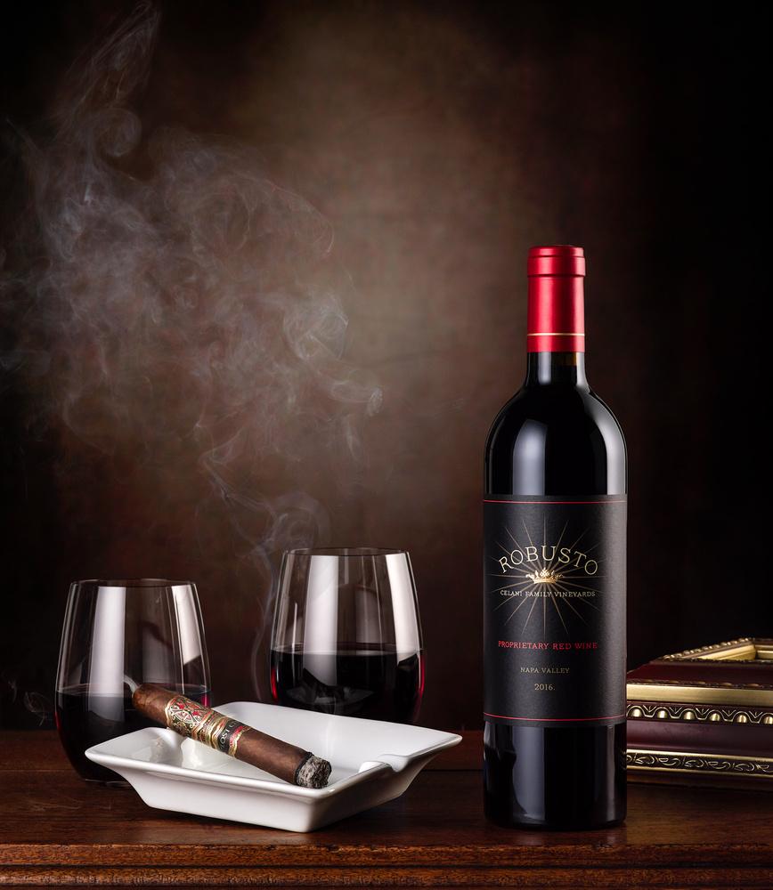 Celani Family Vineyards Robusto by Robert Bruno