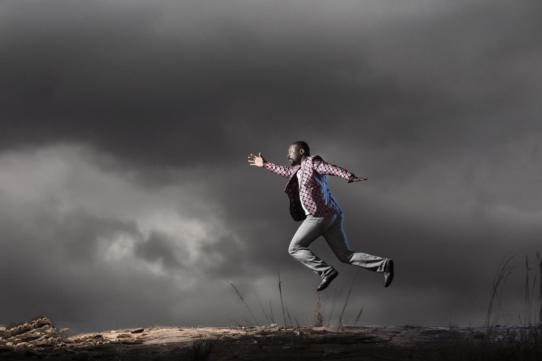 High  by Antony Trivet