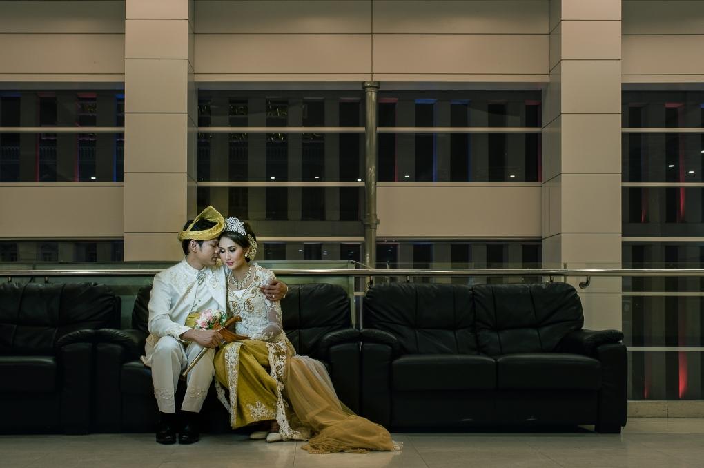 Wedding Portraiture by Ashadi Rashid
