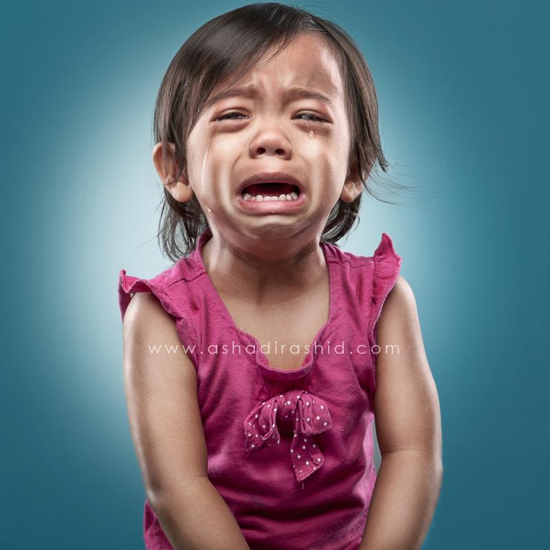 Crying Alanna by Ashadi Rashid