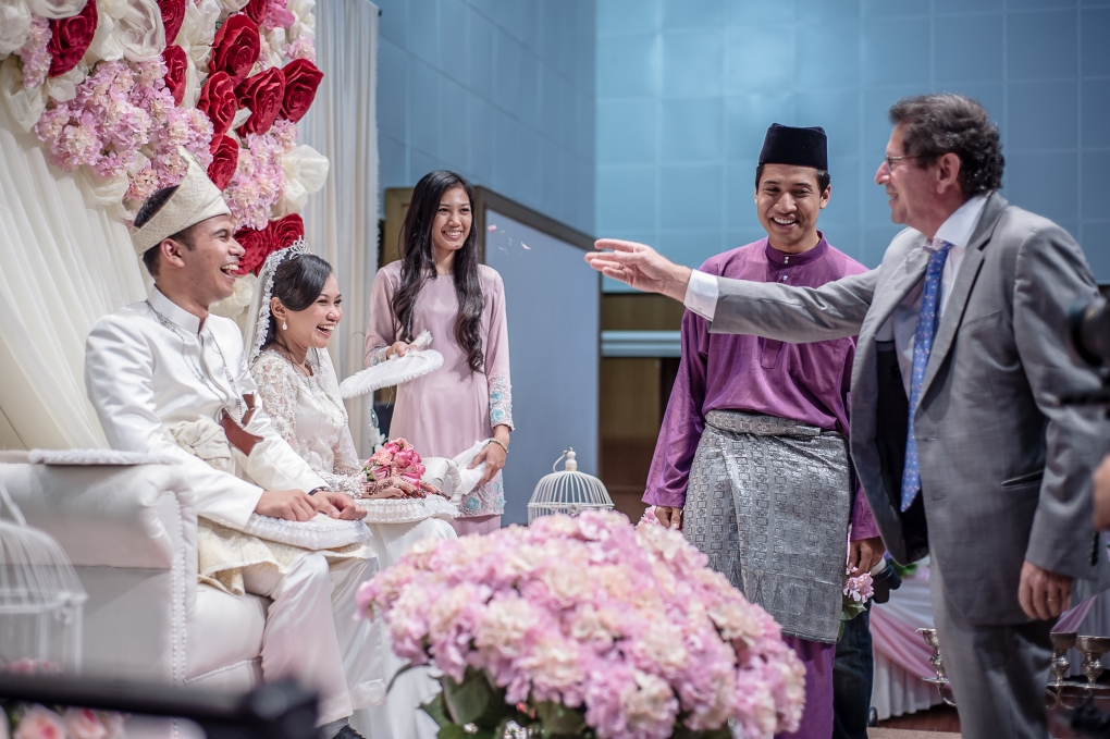 Malay wedding customs by Ashadi Rashid